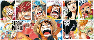 One Piece Movie 10: Strong World Subtitle Indonesia