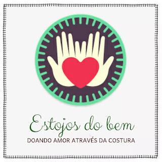 Grupo Arte em Retalhos participa da Campanha #estojosdobem