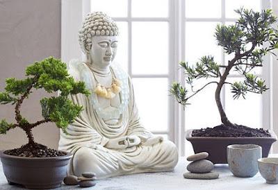 Reglas que debes conocer para colocar imágenes o estatuas de Buda