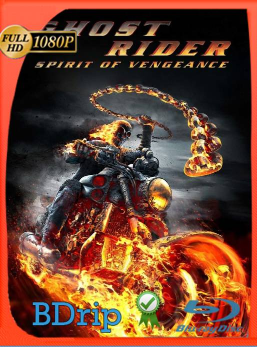 Ghost Rider: Espíritu de Venganza (2011) BDRip 1080p Latino [GoogleDrive] Ivan092