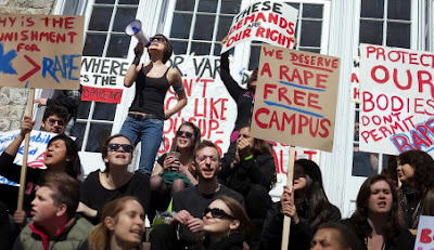 University Student Raped, Police Say; Another Crime Feminists Will Ignore