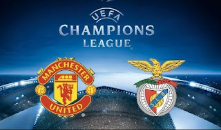 Prediksi Manchester United vs Benfica - Liga Champions 1 November 2017