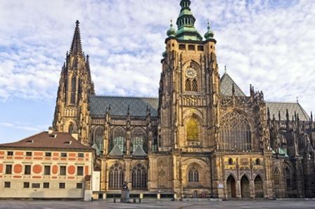 St Vitus Cathedral, Praha