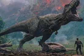 Dinosaur and Human الديناصور والإنسان