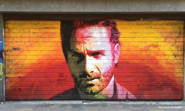 street art Barcellona