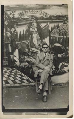 Mijn vader in Mexico