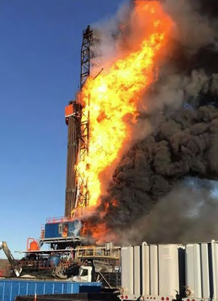 CSB Releases Factual Update on Blowout and Fire at Pryor Trust Gas Well in Pittsburg County, Oklahoma where five workers were killed