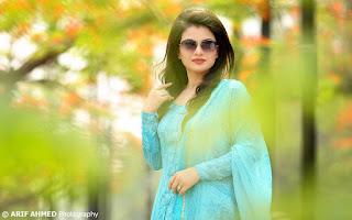 farhana nisho modeling image