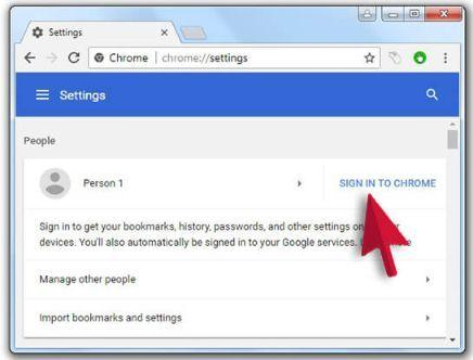 How to sync and access Chrome's open tab across devices