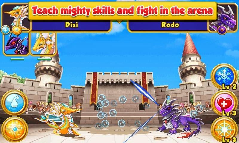 apkandropalace: Dragon Mania v3 0 0 MOD APK (Unlimited Golds