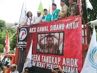 Nah Loh, Sastrawan Nasional Taufik Ismail HERAN Ahok Belum Ditahan, Terkesan Dihalang-Halangi