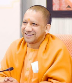 भाजपा पदाधिकारियों ने दी मुख्यमंत्री योगी आदित्यनाथ को जन्मदिन की बधाई | #NayaSaberaNetwork