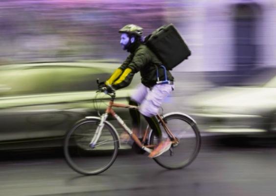 Coursier vélo