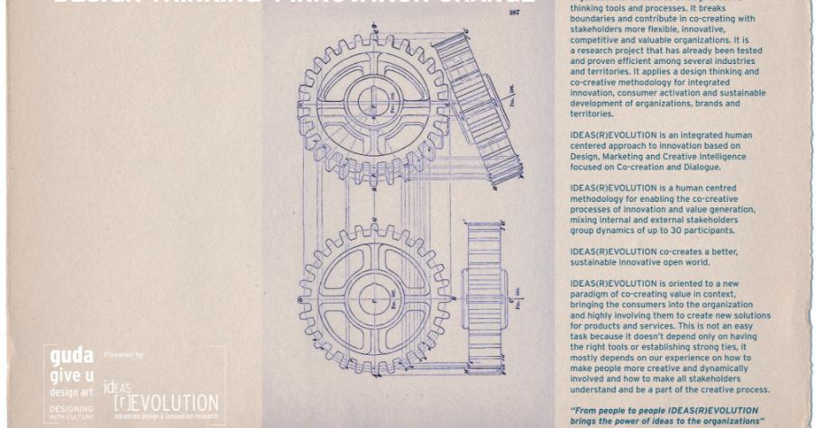 GUDA - DESIGN CULTURES - INNOVATION & CHANGE