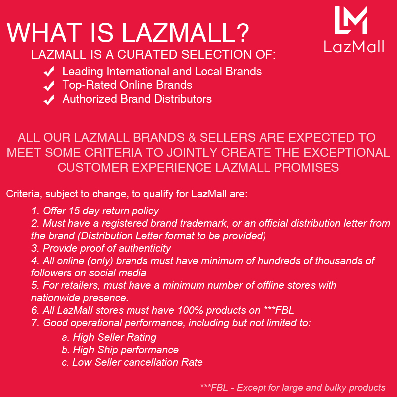 Lazada Unveils LazMall and Kicks Off with 9.9 Sale  42e1074ec0