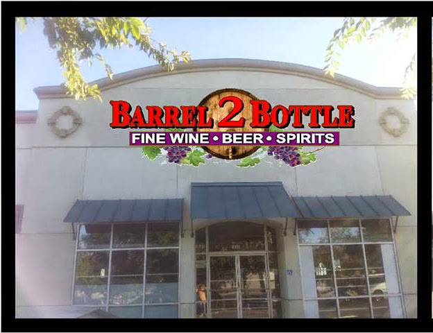 Barrel 2 Bottle