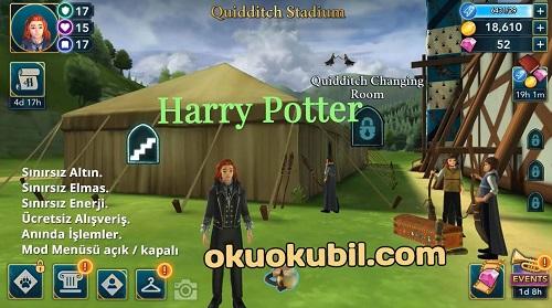 Harry Potter: Hogwarts Mystery 3.1.0 Enerji + Altın Hileli Mod Apk Rootsuz Androıd