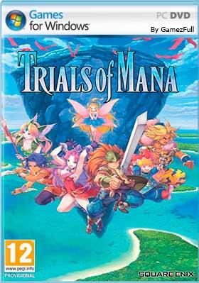 Trials of Mana PC [Full] Español [MEGA]