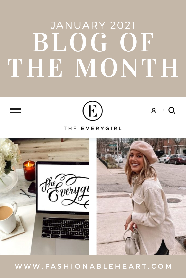 bbloggers, bblogger, lifestyle blog, lifestyle blogger, the everygirl, fashion, lifestyle, beauty, featured blog, blog of the month