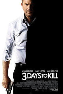 3 Days to Kill (2014) Hindi Dual Audio BluRay | 720p | 480p | Watch Online and Download