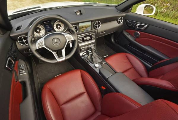 2018 Mercedes-Benz SLC-Class Hybrid Rumors