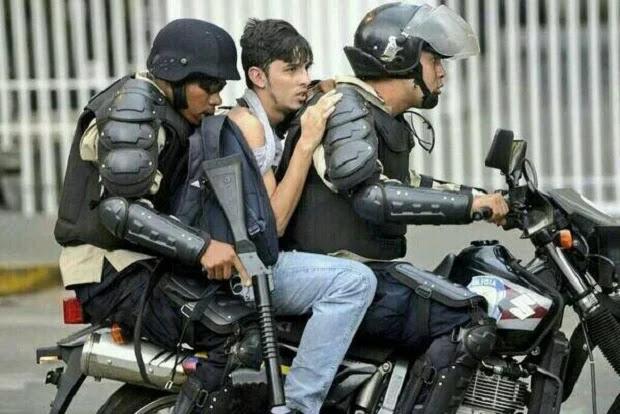 Provea: 34.332 venezolanos detenidos por protestar contra Maduro en sus cinco años de gobierno