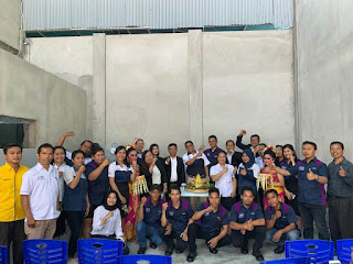 Dintara Kitchen Group di Opening Spare Part Store - The King Of Spare Part Kitchen & Laundry Equipment in Indonesia