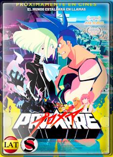 Promare (2019) FULL HD 1080P LATINO/JAPONES