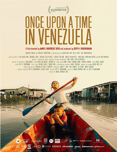pelicula Érase una vez en Venezuela (2020)