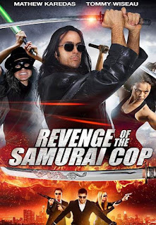 Revenge of the Samurai Cop