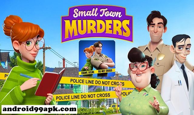 لعبة Small Town Murders v1.3.0 مهكرة كاملة بحجم 120 ميجابايت للأندرويد