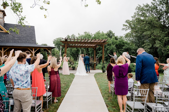 Stone House of St. Charles Wedding Photographer & Videographer