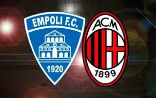 موعد مباراة Milan vs Empoli ميلان وامبولي اليوم الجمعة 22-02-2019 في الدوري الايطالي