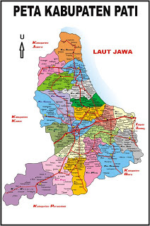 Sejarah dan Profil Kabupaten Pati - Jawa Tengah