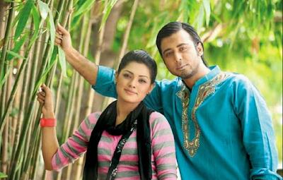 Nusrat Imroz Tisha and Nishu
