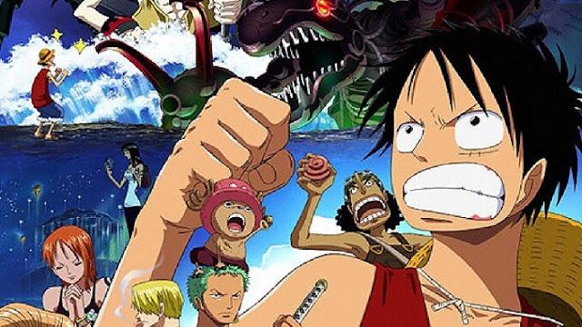 One Piece Movie 7: Karakuri-jou no Mecha Kyohei BD Subtitle Indonesia