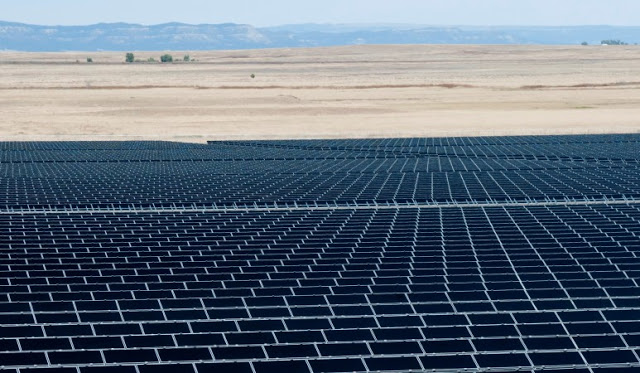 Two Photovoltaic Solar Energy Plants Proposed In Central