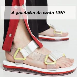 MODA | Papete, a sandália do verão 2020.