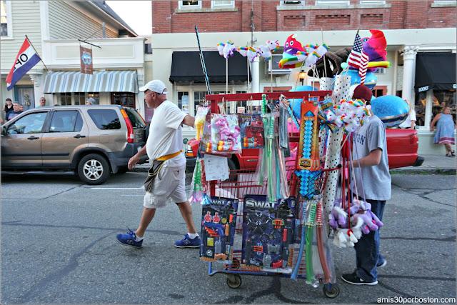 Desfile del 4 de Julio en Rockport