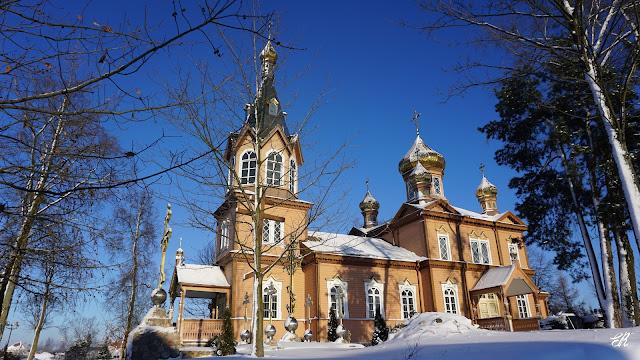 Cerkiew św. Mikołaja w Michałowie