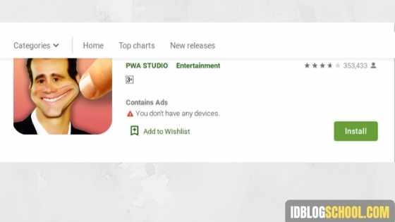 Aplikasi untuk Edit Foto Lucu-Lucu di Android