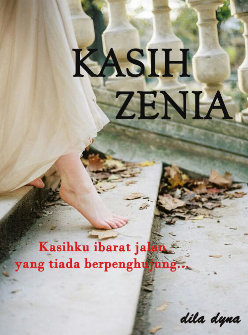 6th novel- Kasih Zenia