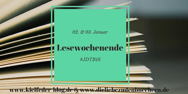 Lesewochenende am 02. & 03.01.2016 - #JDTB16