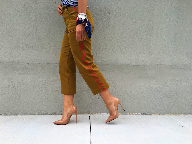 Louboutins, christian louboutin, army pants, military style, so kate louboutins, toronto blogger, fashion blogger outfit, best fall outfit, how to wear scarfs, zara pants, kako nositi vojne pantalone, military stil, street style, streetstyle, fashion canadians, fall outfit