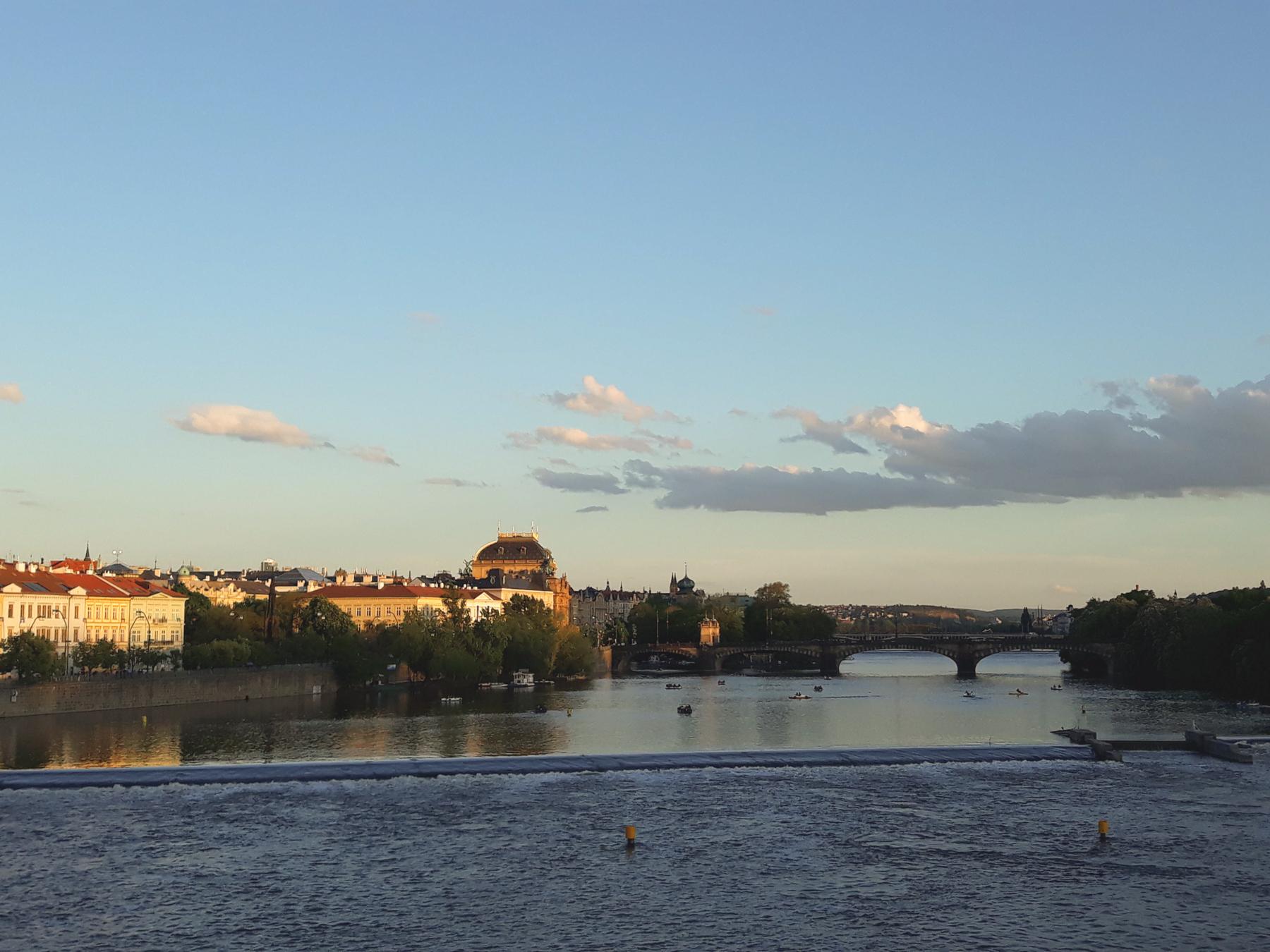 Praha, Národní divadlo