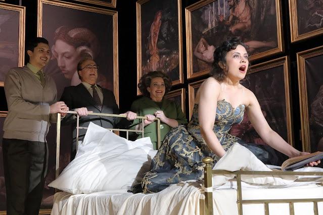 Richard Strauss: Der Rosenkavalier - Katharina Konradi - Bavarian State Opera (Photo W.Hösl)