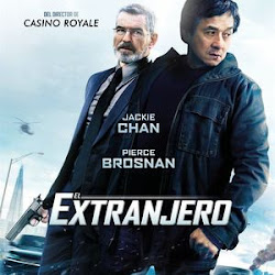 Poster The Foreigner 2017