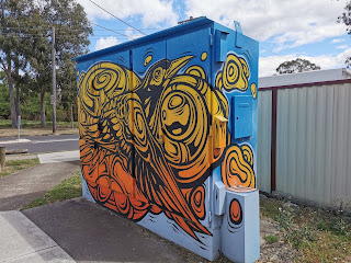 Camden (South) Street Art   Phibs