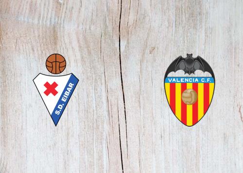 Eibar vs Valencia -Highlights 07 December 2020