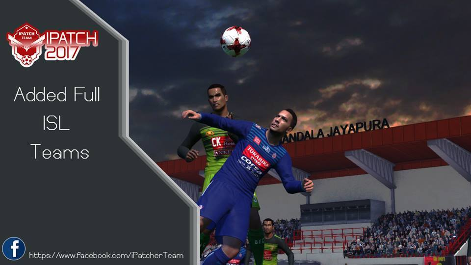 [PES 2017 PC] iPatch V1 - Released #12/01/2017